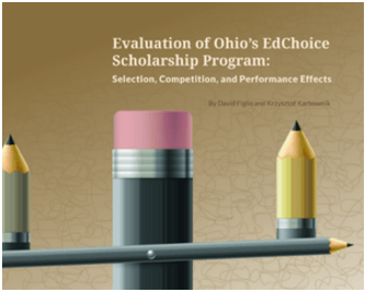Use Caution in Drawing Conclusions from Ohio Voucher Study