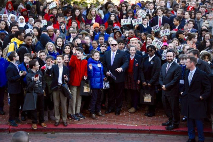 Busy Week in Annapolis Highlighted by Historic Nonpublic School Rally1